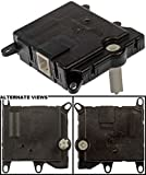 APDTY 715324 HVAC Auxiliary Air Door Actuator Cross Shaped Shaft Fits Select 2002-2016 Ford Expedition, Explorer; Lincoln Aviator, Navigator; Mercury Mountaineer (Replaces 1L2Z19E616BA, 2L2H19E616AA)