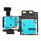 Bislinks® SD Sim Card Reader Holder Slot Flex Cable Ribbon For Samsung Galaxy S4 GT i9505