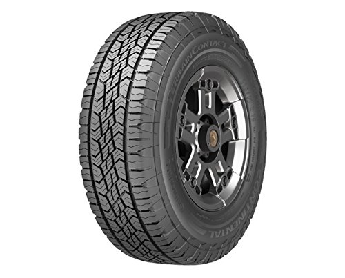 Continental TerrainContact A/T All- Season Radial Tire-255/55R19XL 111V (Best Tires For Audi Q7 Tdi)