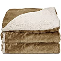 Sunbeam Heated Throw Blanket | Reversible...