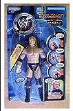 WWF WWE Jakks Back Talkin' Slammers Series 1 Triple H Action Figure by WWE
