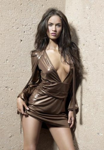 - Megan Fox Poster Sexy Dress