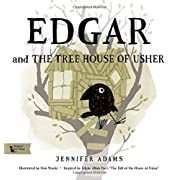 Edgar and the Tree House of Usher: A BabyLit® Book: Inspired by Edgar Allan Poe's  The Fall of the House of Usher  (Babylit First Steps)