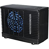 HITSAN 12V Portable Home Car Cooler Cooling Fan Water Ice Evaporative Air Conditioner One Piece