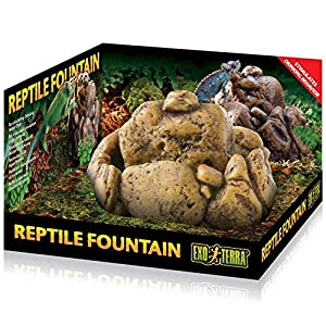 Exo Terra Reptile Fountain 10