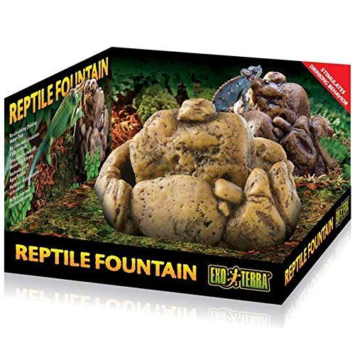 - Exo Terra Reptile Fountain