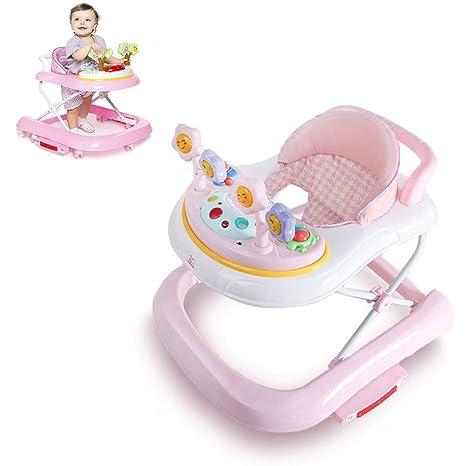 LJXWYQ Andador para Bebé,Mecedora Variable 2 En 1 ...