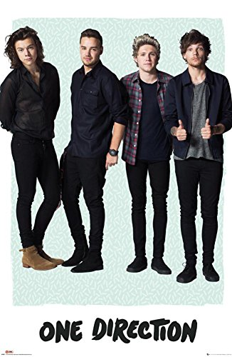 one direction mint poster