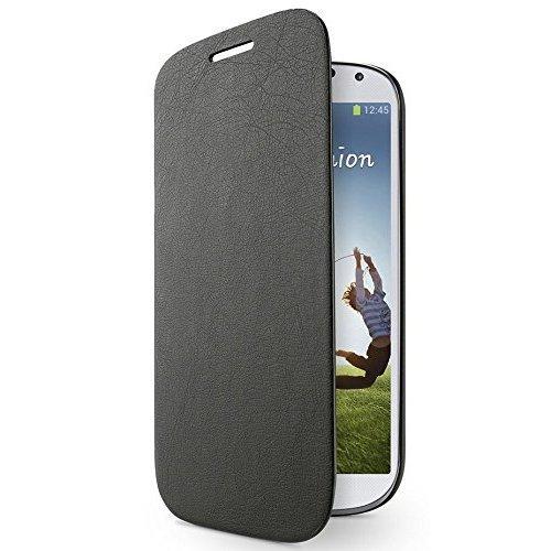 Belkin Hands Free Leather Case - Belkin Wallet Case for Samsung Galaxy S4 (Black)