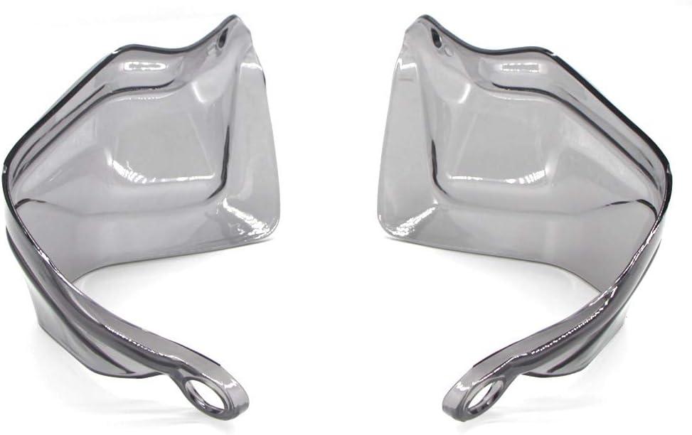 LC R1200GS ADV LC F800GS Adventure S1000XR 2013-2019 Handguard Bouclier Main Protecteur de Pare-Brise fum/ée MUJUN R/éserve for BMW R1250GS