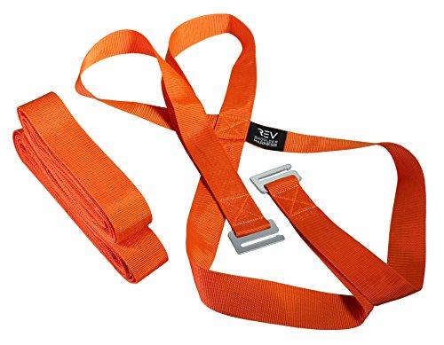 System Strap Shoulder (Rev 2-Person Team Harness-Style Shoulder Lifting & Moving Strap System)