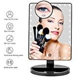 Best Lighted Makeup Mirrors - Large Lighted Vanity Makeup Mirror (X-Large Model), Funtouch Review