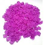CODE-FLORIST-2200-PCS-Silk-Flower-Rose-Petals-for-Wedding-Decorations-Light-Purple