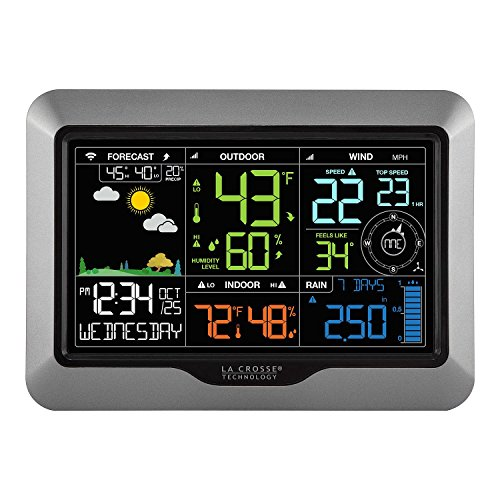 La Crosse Technology Professional Remote Monitoring Weather