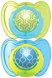 The First Years GumDrop Ortho Pacifier - Blue Green - 6 - 18 Months
