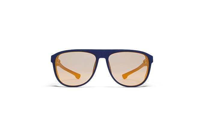 Mykita - Gafas de sol - para hombre azul Blau Md25: Amazon ...