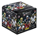 2017 Panini NFL Football Stickers Box of 50 Packs of 7 Stickers each