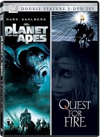 Planet + Quest Df 2pk Cb (Planet Of Apes 2 Pack)