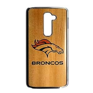 RAROFU The Newest Denver Broncos Custom Case for LG G2