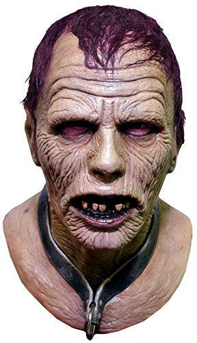 Bub The Zombie (Morris Costumes MA1030 Day Of The Dead Bub Latex Mask)
