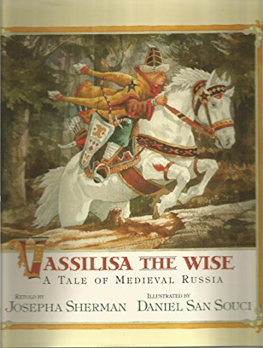 Vassilisa the Wise: A Tale of Medieval Russia