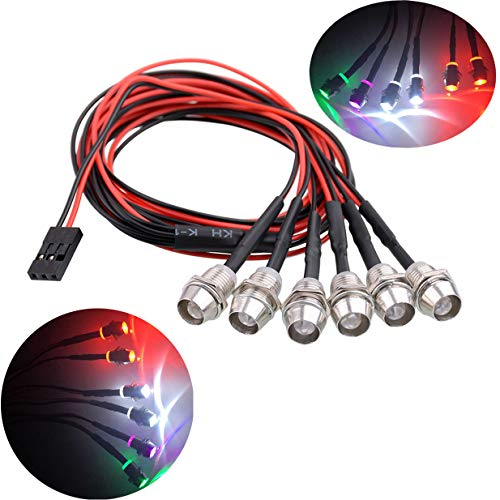Rc Helicopter Led Light Kit in US - 9