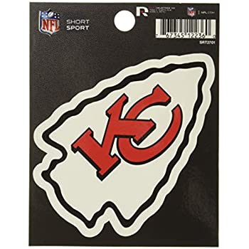 NFL Kansas City Chiefs Die Cut T...