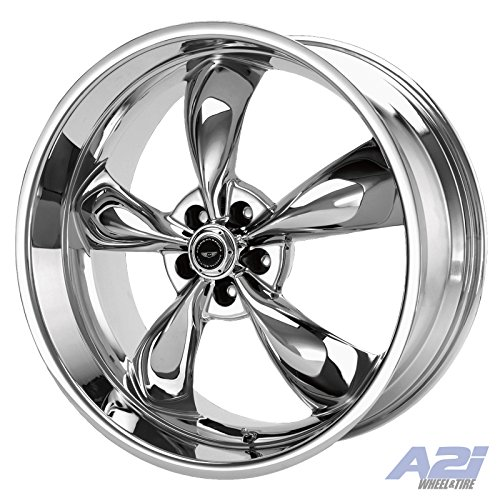 American Racing Torq Thrust M 16 Chrome Wheel - Chevy Impala 2011 Rims