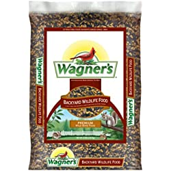 Wagner's 62046 Backyard Wildlife Food, 8-Pound Bag