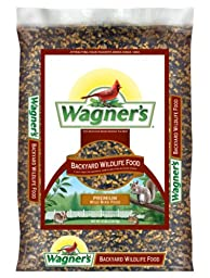 Wagner\'s 62046 Backyard Wildlife Food, 8-Pound Bag
