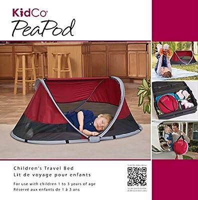 Kidco Peapod Cranberry