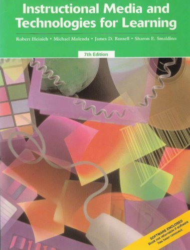 Instructional Media and Technologies for Learning (7th Edition)