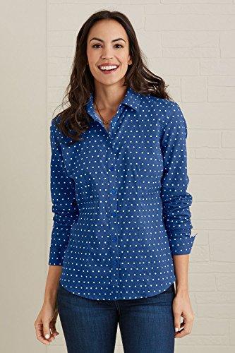 Fair Indigo Fair Trade Essential Pima Cotton Shirt