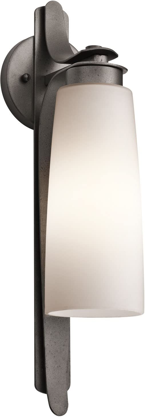 Access Lighting 20449-SAT OPL Eclipse Wet Location Outdoor Wall