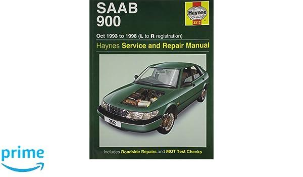 Saab 900 Service And Repair Manual Haynes Service & Repair Manual: Amazon.es: Haynes Publishing: Libros en idiomas extranjeros