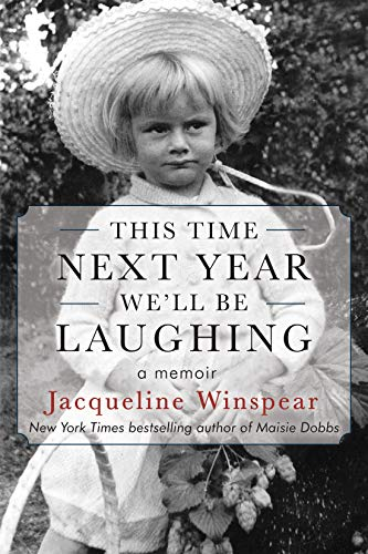 Book Cover: This Time Next Year We'll Be Laughing