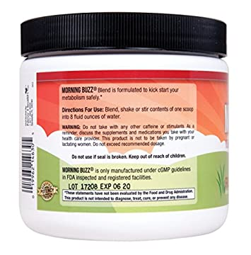 Sports Energy Drink by New Health, Pre Workout, Sports Nutrition Drink, Supports Lasting Energy, Endurance, Mental Clarity, and Metabolism, 8 Ounce Powder Mix, 30 Servings