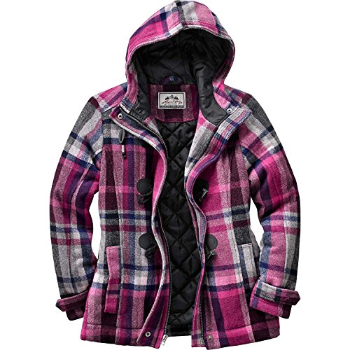 Insulated Wool Coat - 2