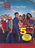 S Club 7 - Don't Stop Movin' (DVD Single)