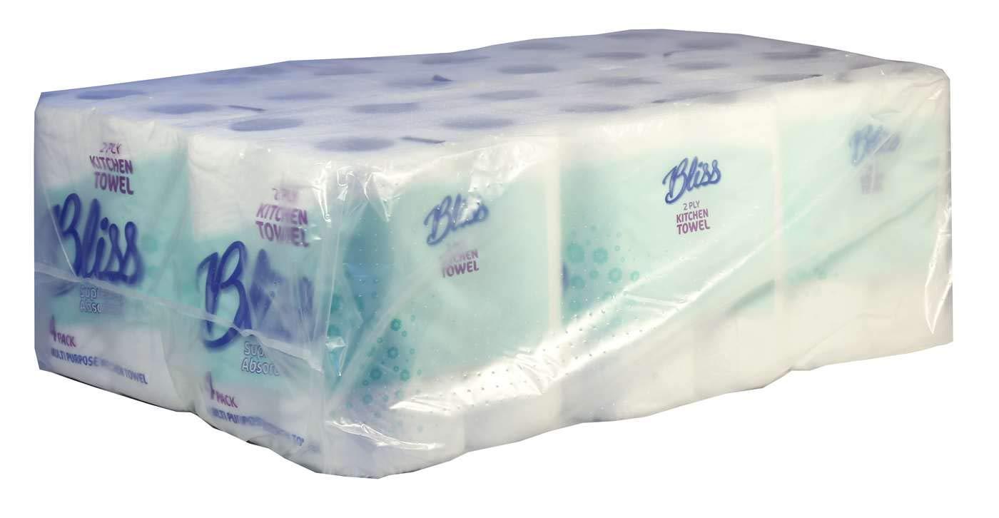 MISA 72 Klassic 2 PLY Kitchen Rolls Towels 50 Sheets PER ROLL