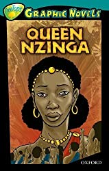 Oxford Reading Tree: Level 16: TreeTops Graphic Novels: Queen Nzinga (Ort Treetops Graphic Novels) by Panev, Aleksandar (2009) Paperback