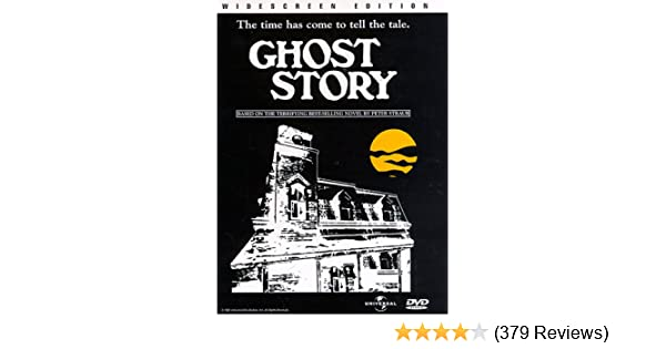 Ghost Story 1981 Poster