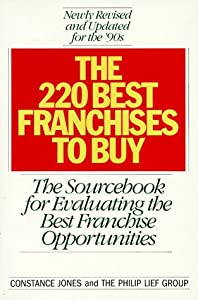 220 Best Franchises to Buy, The by Bantam