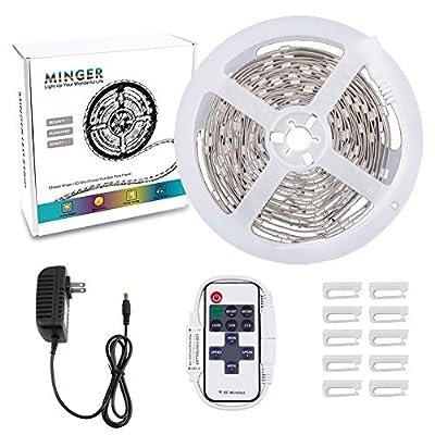 MINGER 5m LED Flexible Light Strip