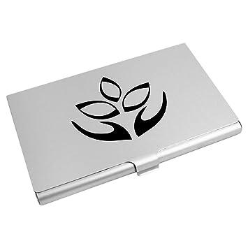Fleur De Lotus Porte Carte Visite Crdit CH00014643
