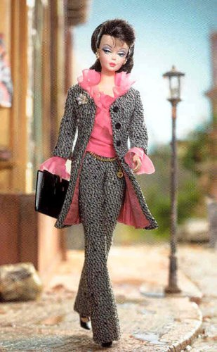 Barbie silkstone a model life giftset sold out at mattel