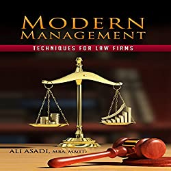 Modern Management Techniques for Law Firms