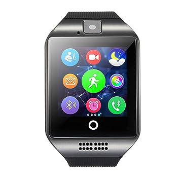 LNLZYF Pulsera Inteligente Bluetooth Smart Watch Q18 Reloj ...