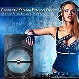 Wireless Portable PA Speaker System -1200W High