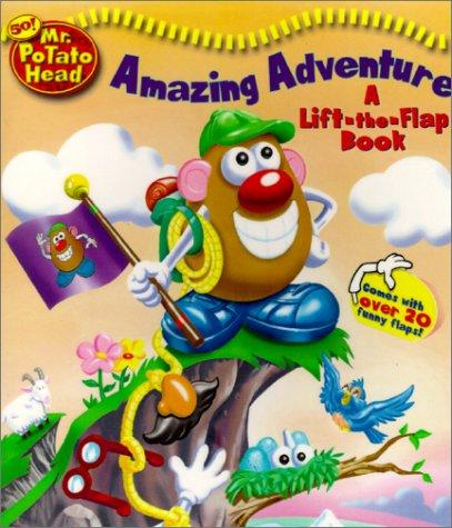 Mr. Potato Head Amazing Adventure Lift-the-Flap Book